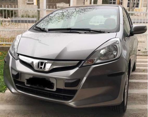 Honda Fit 1.5 Ex Flex Aut. 5p 2013