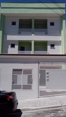 Cobertura Residencial À Venda, Vila Metalúrgica, Santo André. - Co45460