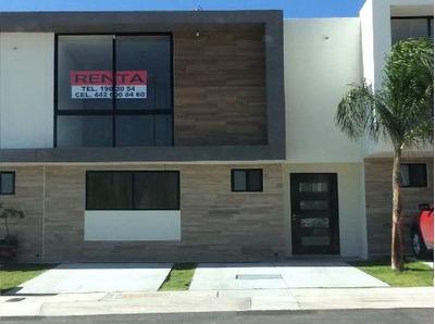 Casa Renta El Refugio Alberca Gym Privada Factura