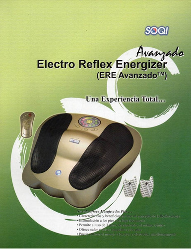 Advance Electroreflex Reflexologia Podal