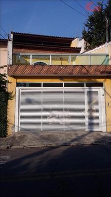 Sobrado Residencial Para Locação, Vila Valparaíso, Santo André. - So19329