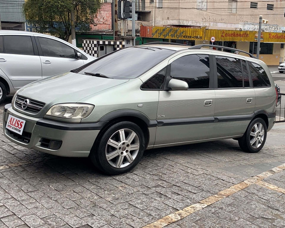 Chevrolet Zafira 2.0 Mpfi Elite 8v Flex 4p Manual