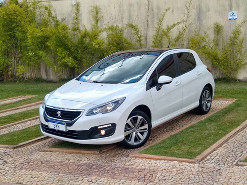 Peugeot 308 1.6 Griffe Thp 16v Flex 4p Automático