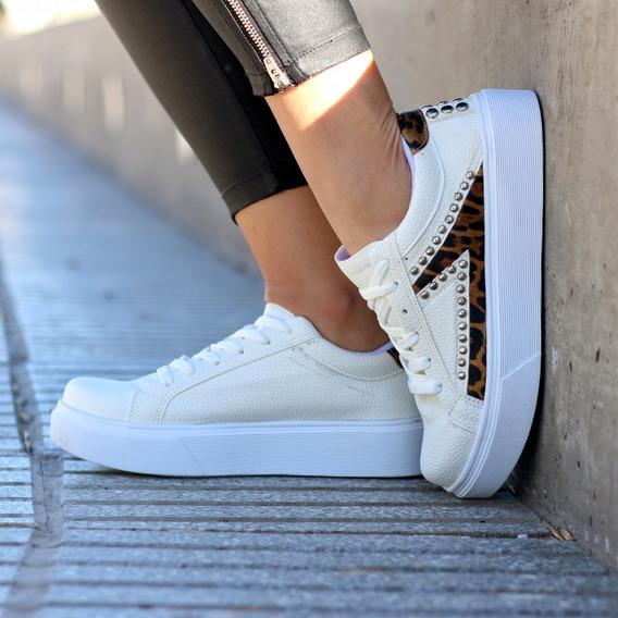 Zapatilla Sneaker Moda - Nadeska