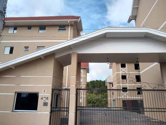 Apartamento Em Vila Marinela, Campos Do Jordão/sp De 50m² 2 Quartos Para Locação R$ 1.500,00/mes - Ap535214