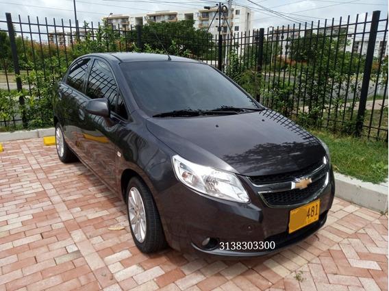 Chevrolet Sail Ltz Full Nuevo