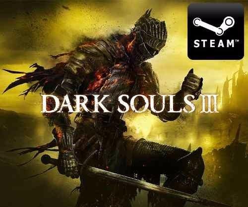 Dark Souls 3 Deluxe Edition - Digital Steam Pc