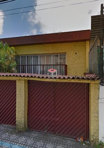 Imagem 1 de 3 de Casa À Venda, 3 Quartos, 1 Suíte, 4 Vagas, Centro - São Bernardo Do Campo/sp - 75616