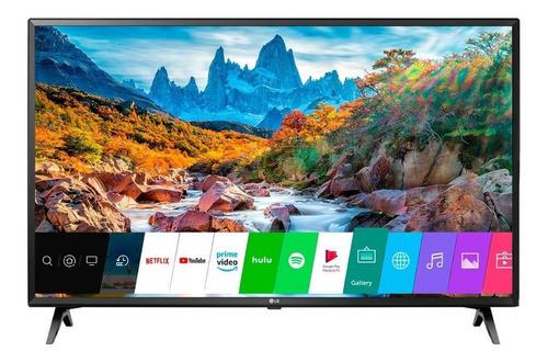 Imagem 1 de 6 de Smart Tv LG 50un731c Led 4k 50  110v/220v