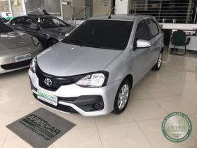 Toyota Etios X Plus 1.5 16v Flex Aut./2019