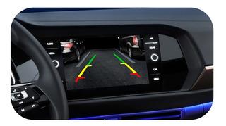 Jetta R Line 2019 Camara De Reversa Volkswagen Hd Vw