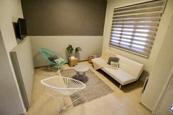 Departamento Equipado Y Amoblado. 1 Dorm En 5ta Sección. Mendoza - Capital