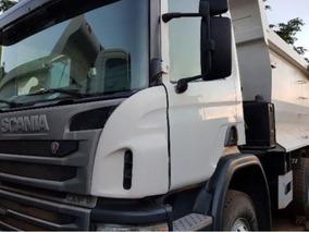 Scania P360 6x4 C/ Caçamba Basculante Rosseti Ano 2012