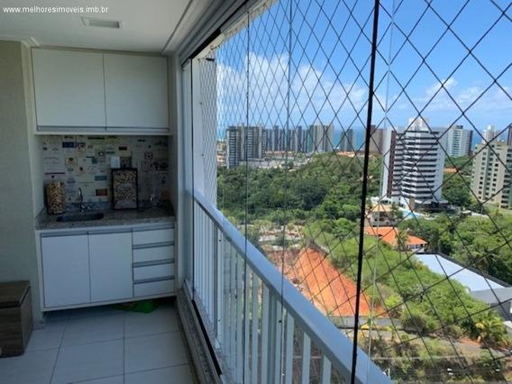 Vista Patamares, Vista Mar, Nascente - Patamares, Salvador. Melhores Imóveis Imobiliária - Ap00264 - 33724658