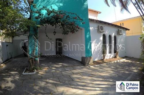 Imagem 1 de 15 de Casa Comercial Para Locação Com 313 M², Na Região Da Chácara Klabin - Dp4929
