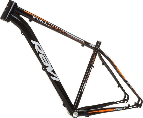 Quadro Bicicleta Aro 29 Ravi Fulldrive Freio Disco