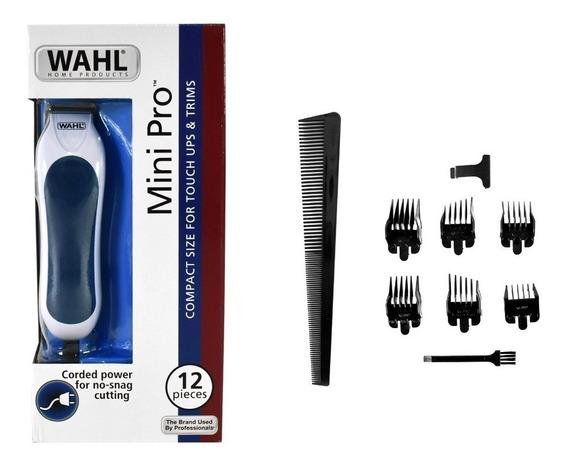 Terminadora Wahl Perfiladora Mini Pro Kit 12 Piezas 9307 /e