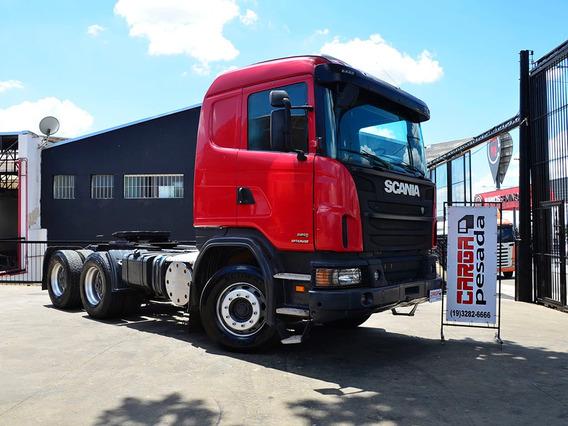 Scania G 440 6x4 2013 Traçado R440 480 =fh460 540 520 Mb3344