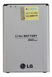 Bateria Lg G3 Original D855-d830-d850-2940mah - Nota Fiscal