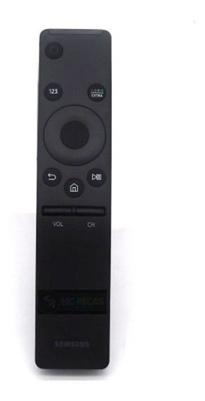 Controle Tv Samsung 4k Smart 40k6500 Ku600 40ku6300 Original