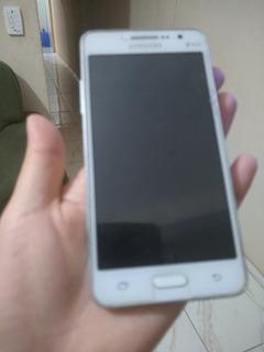Celular Samsung Granduos Primer Usado Com Mal Contato Para C