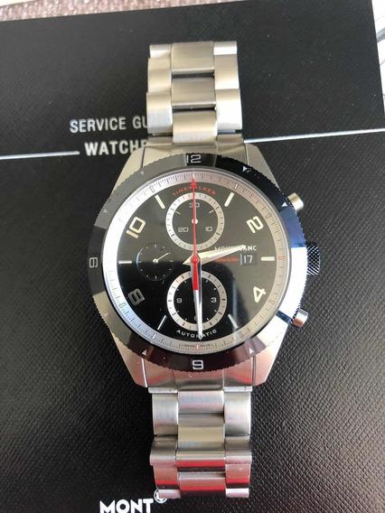 Reloj Mont Blanc Timewalker 43 Mm