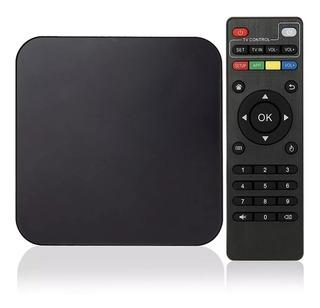 Conversor Smart Tv Box 4k Android 8.1 Hdmi