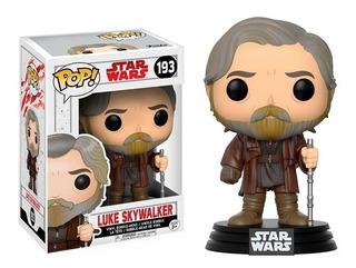 Funko Pop 193 Luke Skywalker Star Wars Pata`s Games & Toys