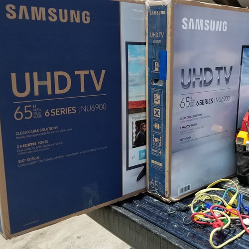 Tv Original Nova Brandnew Da Curva 4k Samsung Uhd 65inches