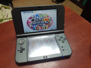 Vendo O Cambio Nintendo New 3ds Xl Con Hack Y Memoria 32gb