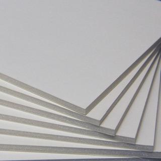 Foamboard Blanco 5mm 70 X 100 Cm