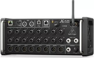 Mezclador Digital Behringer Xr18 - Envio Gratis - Garantia