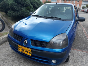 Renault Clio Expression 2006 Azul