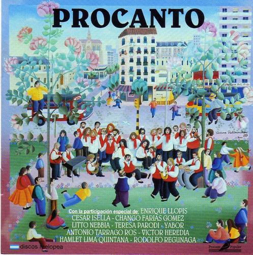 Procanto - Cd