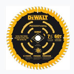 Disco De Sierra Precision 7 1/4 -60d Dw3196 Dewalt