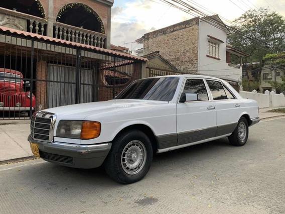 Mercedes-benz Clase S Versión Palomino 280