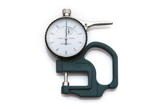 Especímetro Micrômetro Medidor Espessura 0.01mm/0-10mm
