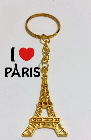 Llaveros Torre Eiffel París Recuerdo Económico Boda Xv Años