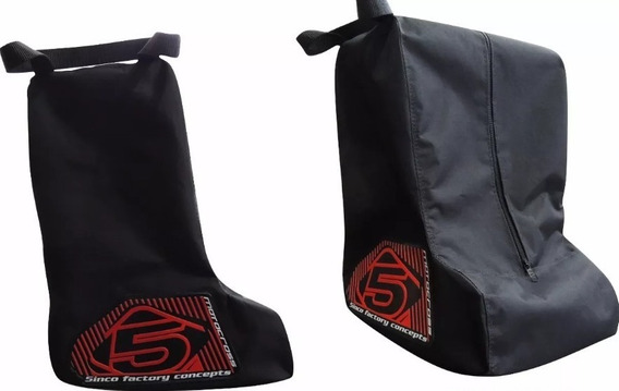 Bolsa Para Bota 5inco - Motocross - Trilha - Enduro