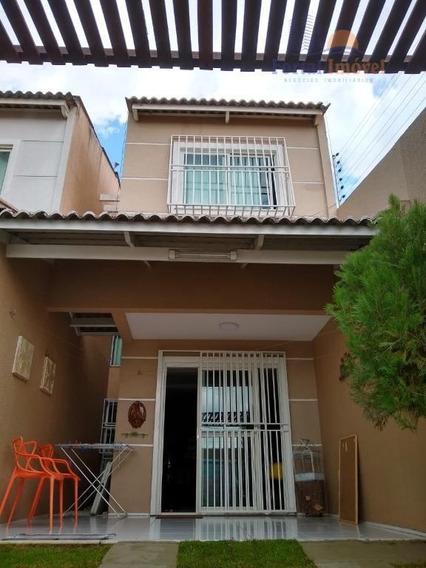 Casa Com 3 Dormitórios À Venda, 120 M² Por R$ 300.000 - Maraponga - Fortaleza/ce - Ca0128