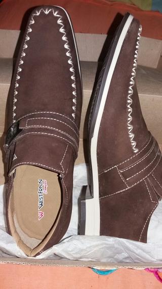 Sapato Social Masculino N;37