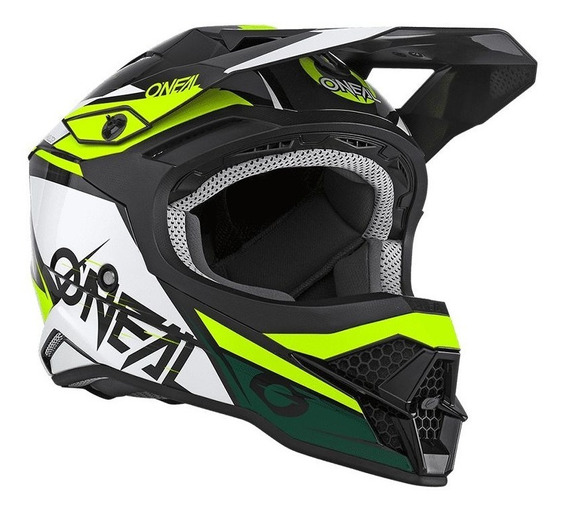 Capacete Motocross Oneal 3series Stardust