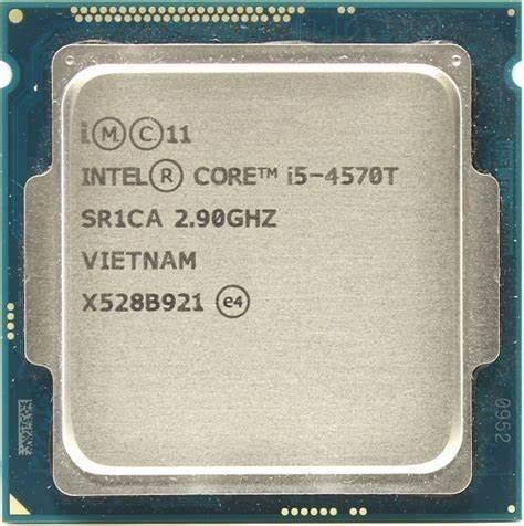 Processador Intel I5-4570t Cache 4m, Até 3.60 Ghz Oem + Nfe