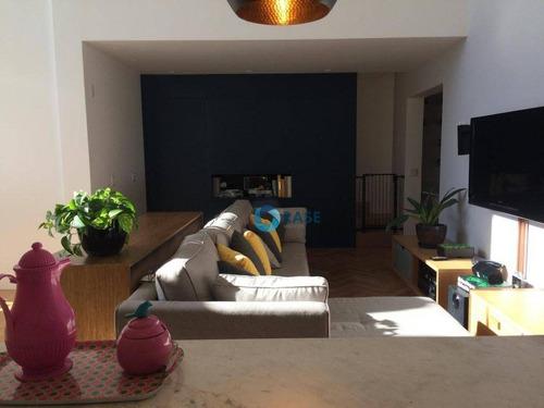 Imagem 1 de 26 de Apartamento Com 3 Dormitórios À Venda, 148 M² Por R$ 1.500.000,00 - Morumbi - São Paulo/sp - Ap9172