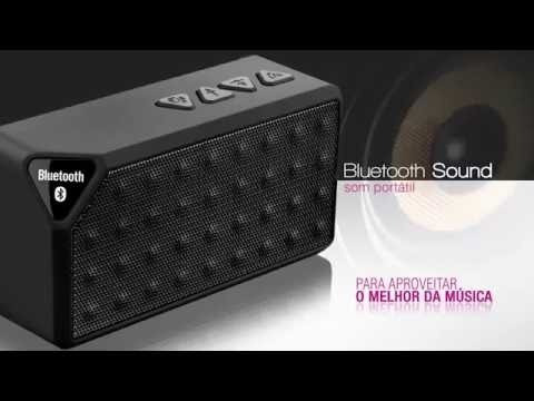 Caixa De Som Bluetooth 8w Rms Micro Sd Preto Multilaser
