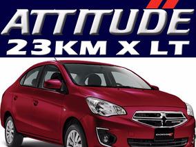 Dodge Attitude Se Mt Uber Ac Bolsas Sony 3cil 76hp 27kml Rhc