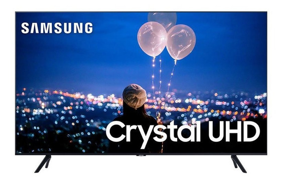 Smart Tv Crystal 50 Polegadas Samsung Uhd 4k Bluetooth Hdr