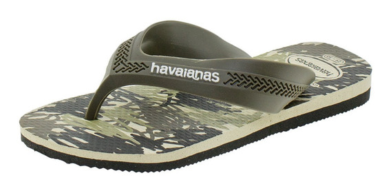 Chinelo Infantil Masculino Max Trend Havaianas Kids - 413258