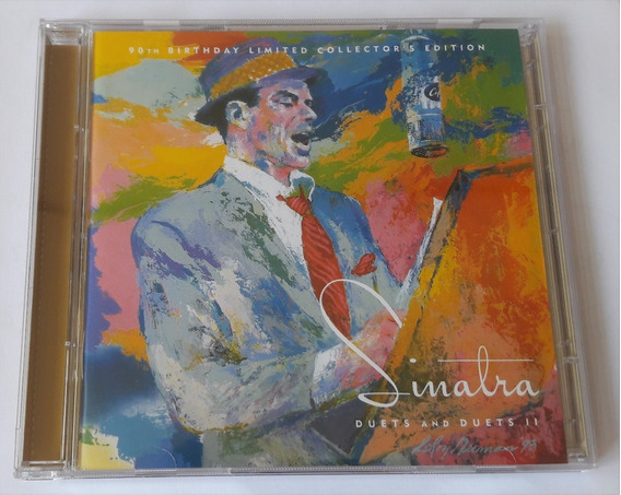 Cd Sinatra - Duets And Duets Il