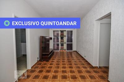 Apartamento No 3º Andar Com 2 Dormitórios E 1 Garagem - Id: 892933959 - 233959